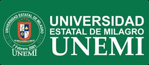 Universidad Estatal de Milagro Unemi Logo