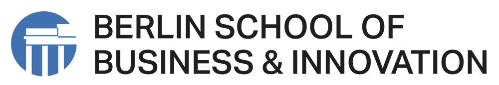 Berlin School of Business & Innovation Logo